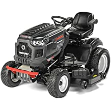 Troy-Bilt Super Bronco XP 25 HP 54-Inch Fab Deck Electric Start Lawn Tractor