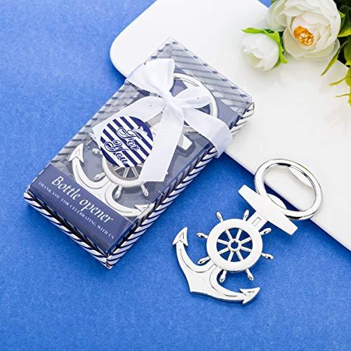 nautical anchor bottle opener - 1