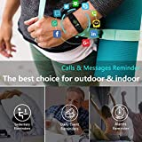 MorePro Slim Kids Fitness Tracker with Blood Oxygen Monitor, SpO2/HRV Activity Tracker with Waterproof Pedometer, Smart Watch Sleep Monitor, Step & Calorie Counter for Women Men