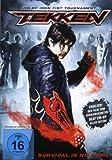 Tekken [DVD] (2010) Jon Foo; Luke Goss; Cary-Hiroyuki Tagawa; John Hunter; Dw...