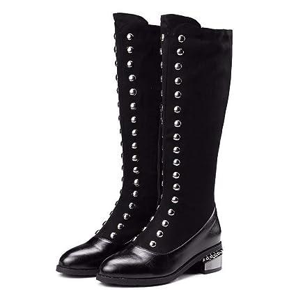 49dfcb08314e9 High Boots Sfsyddy Popular Shoes – Junky