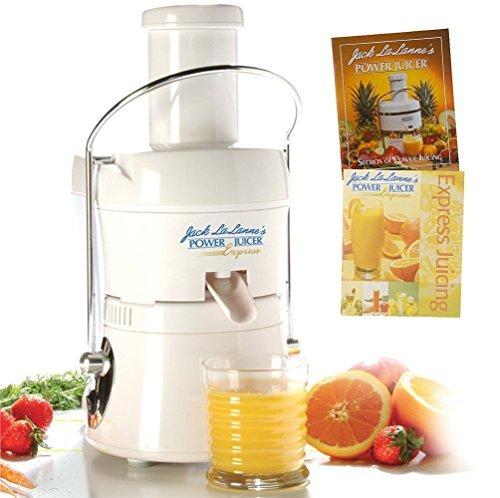 Jack LaLanne JLPJB Power Juicer Juicing Machine by Jack LaLanne