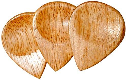 US Blues P3-GRHM Grip Woods Hawaiian Mango Guitar - Pick Guitar Pick Grip Honey