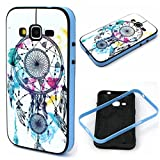 G360 Case, Galaxy Core Prime Case,Enjoy Sunlight Samsung Galaxy Prevail LTE Case Silicone Soft Back Protective Case Hybrid Bumper Popular Shockproof Case Cover for Samsung Galaxy Core Prime G360 / Prevail LTE Case with 1 Black Stylus Dreamcatcher