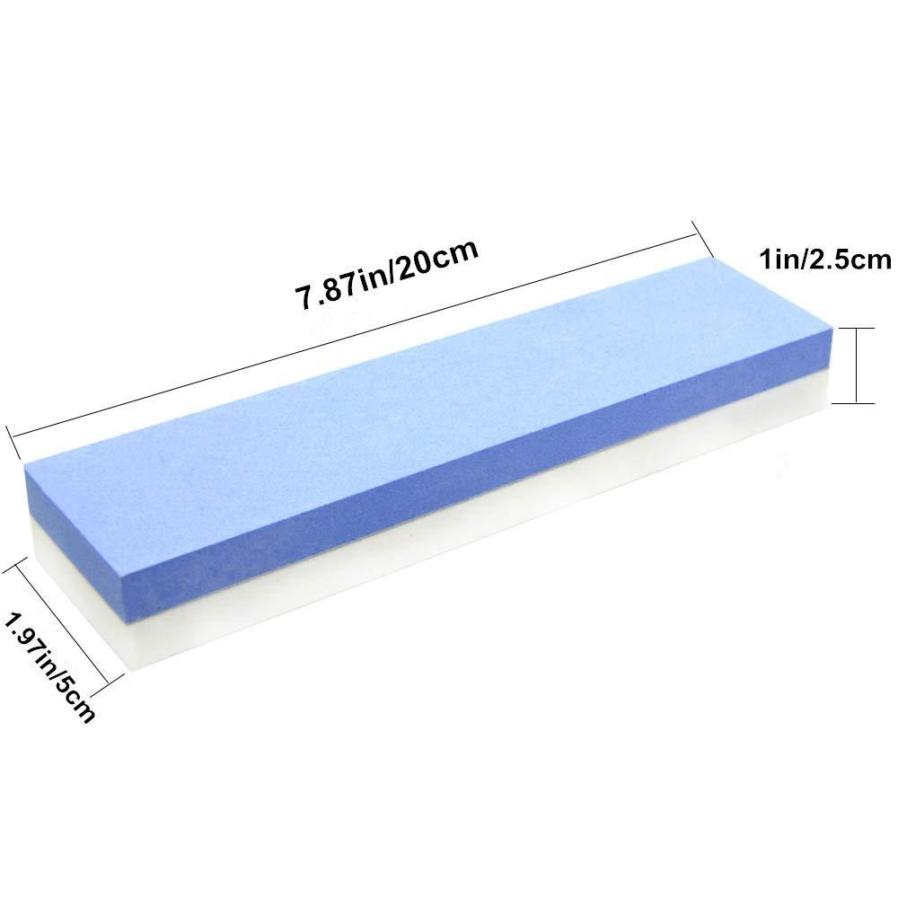 Amazon.com: Ubelly - Piedra de afilar para cuchillos (2 ...