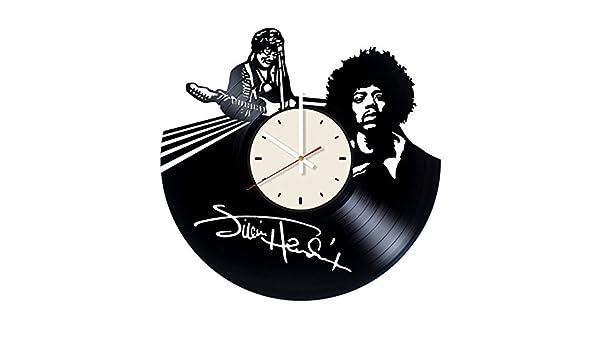 Bob Esponja reloj de pared de disco de vinilo pared arte ...