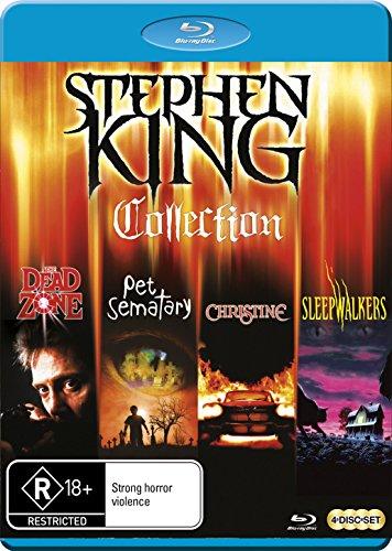 Stephen King Blu Ray Collection [Blu-ray]