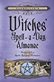 img - for Llewellyn's 2019 Witches' Spell-a-Day Almanac book / textbook / text book