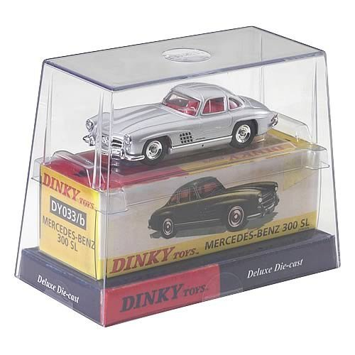 Dinky Toy Cars - Matchbox Dinky 62 Mercedes 300