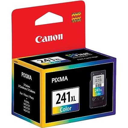 Original de Canon CL-241 X L de Alto Rendimiento Color Cartucho de ...