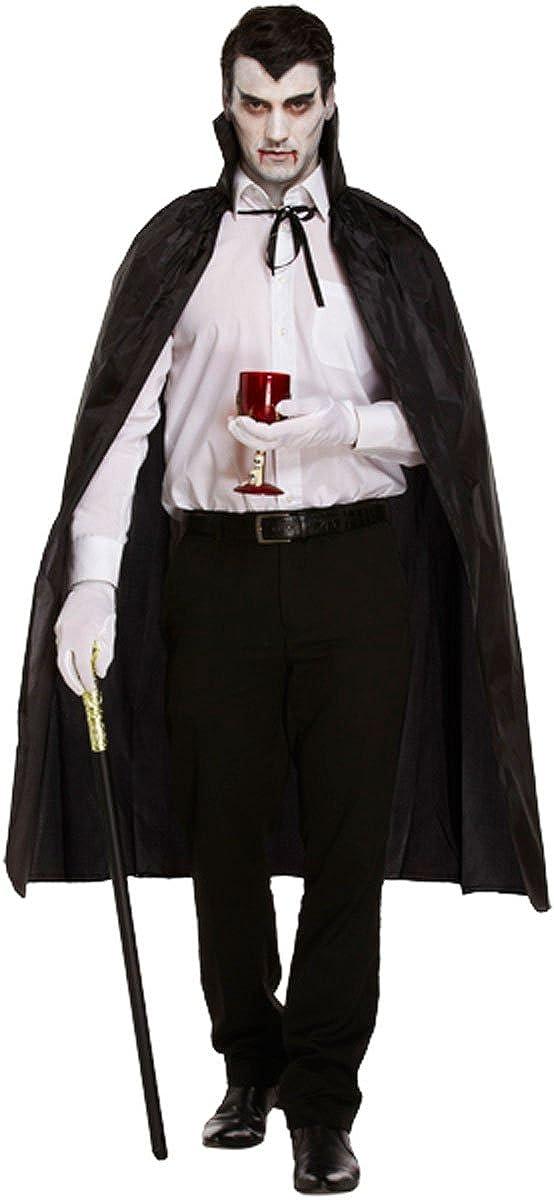 Halloween Dracula Set Zanne Sangue Cape Adulti Vampiro Costume Accessori