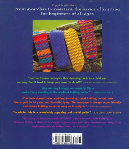 Bargain net ezybuy usa arts crafts kids knitting for Fun crafts for kids of all ages