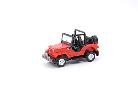 Buy Centy Toys Mahindra Jeep Multi Color Online At Low Prices In