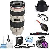 Canon EF 70-200mm f/2.8L USM Lens #2569A004 [International Version] (Pro Bundle)