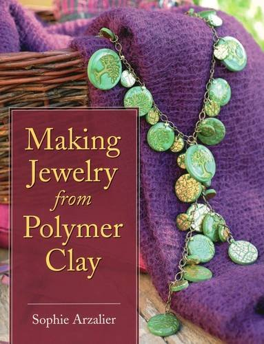 Ruby Lane Jewelry - Making Jewelry from Polymer Clay
