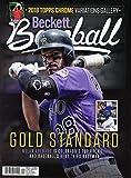 Beckett Baseball Card Monthly Price Guide Value Mag October 2018 Colorado Rockies  Nolan Arenado