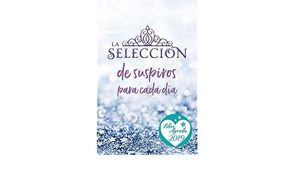 LIBRO AGENDA LA SELECCION: KIERA CASS: 9788417305581: Amazon ...