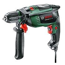 Bosch 0603131100 Trapano Battente UniversalImpact 800, Verde
