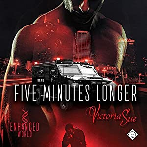 Five Minutes Longer Audiobook