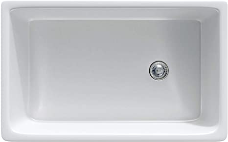 Best Farmhouse Sink: Fine Fixtures Sutton Fireclay Sink