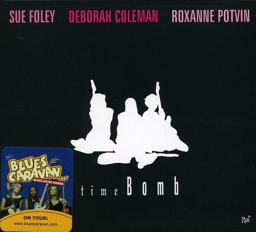 CD : Deborah Coleman - Time Bomb (Digipack Packaging)