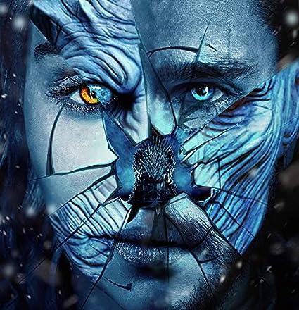Amazoncom Jinjing Prints Game Of Thrones Season 8 Final Season