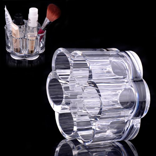 Susenstone-Plum-Flower-Clear-Acrylic-Shaped-Cosmetic-Lipstick-Brush-Holder-Makeup-Case