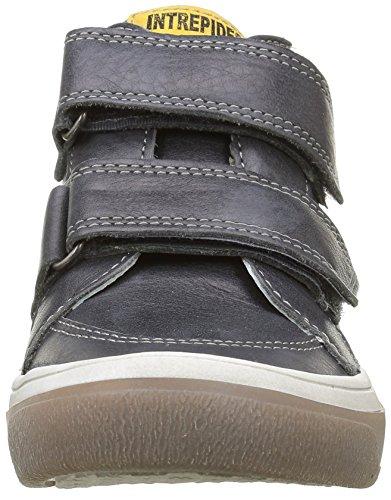 Babybotte Kadreur 1B4303 - Zapatillas con velcro para niños Gris (314 Gris)