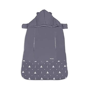 Azul SONARIN All Seasons Grueso Cobertor para portabeb/és,Capa para el invierno,calce cualquier portabeb/és,Prueba de viento,Impermeable