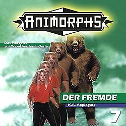 Der Fremde (Animorphs 7)