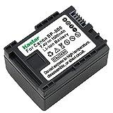 Kastar Battery for Canon BP-808 and Canon HF G10 HF G20, VIXIA HF M30, VIXIA HF M31, VIXIA HF M32, VIXIA HF M36, VIXIA HF M300,VIXIA HF M301, VIXIA HF M306, VIXIA HF M40, VIXIA HG30, XA10, XA10 HD