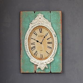 Style Americain Vent Victorien Retr S Vieux Horloge Murale Cafe