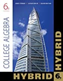 College Algebra, Hybrid (with Enhanced WebAssign with eBook LOE Printed Access Card for One-Term Math and Science)