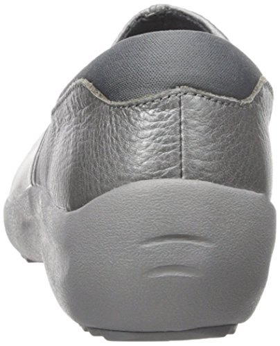 Savor Skechers Mocassins Pewter Slip Leather singulière on CPwnPqdxBg