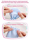 12 Pairs Newborn Baby Gloves Infant Cotton Gloves