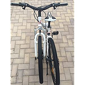 """26"""" Alloy Folding bike Mountain Bike with Shimano 21 speed and Disc Brakes"""