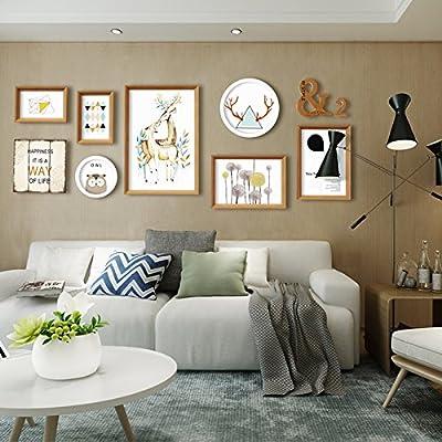 El columpio en el Salón decoración mesa Leuchten Home Dormitorio ...