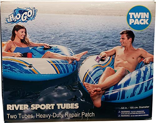 (H20 Go! H20 Go! River Tube (2 Pack ), 2Count)