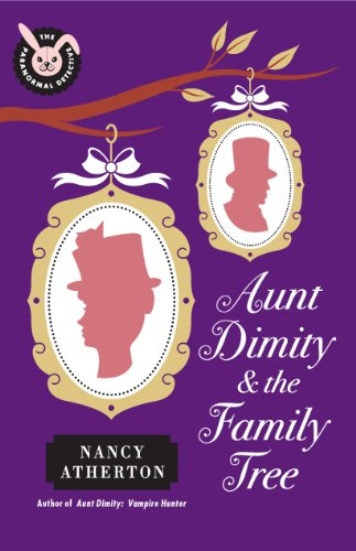 Aunt Dimity and the Family Tree (Aunt Dimity Mystery Book 16) cover