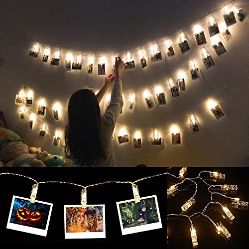 Really nice photo clip string light