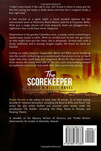 Amazon The Scorekeeper A Reed Billie Novel Volume 6