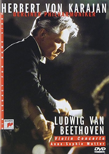 Beethoven:  Concerto for Violin and Orchestra, Op. 61 (Violin Concerto Dvd)