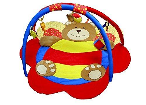 Alfombras de juego y gimnasio para bebés, mantas de actividades abejas. Regalo bebé TORAL BEBE SL 403156
