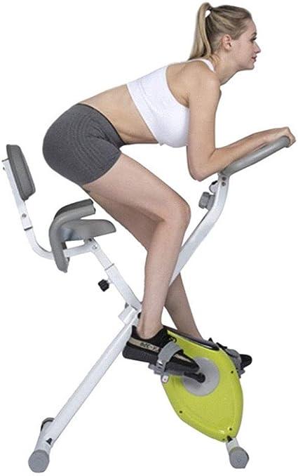 BH Bicicleta estática magnética Plegable para el hogar Bicicleta ...