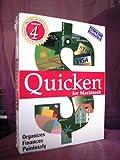 Software : Quicken for Macintosh version 4 [FLOPPY DISK]