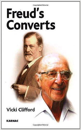 Freud?€?s Converts [2/29/2008] Vicki Clifford