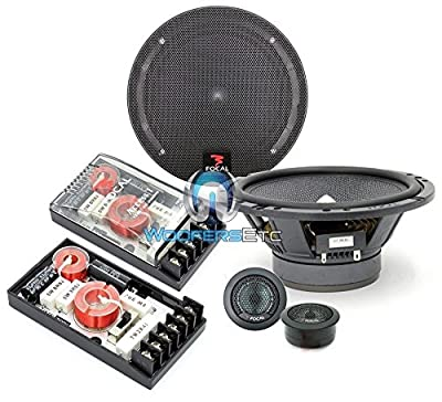 Focal Access 165 A1 6.5-Inch 2-Way Component Speaker Kit Reviews