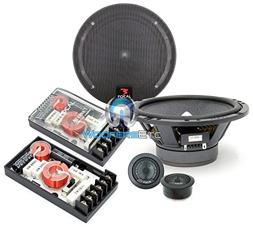 (Focal Access 165 A1 6.5-Inch 2-Way Component Speaker Kit )