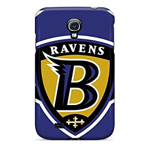Special Design Back Baltimore Ravens Phone Case Cover For Galaxy S4
