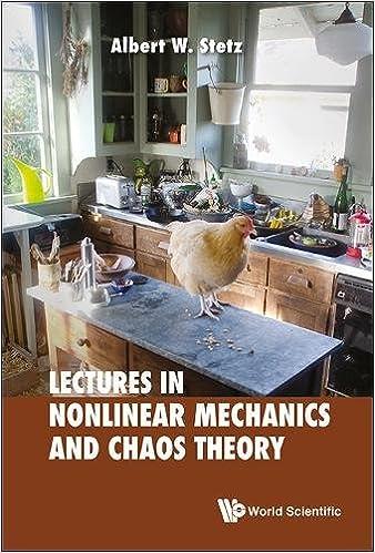Descargar Para Utorrent Lectures On Nonlinear Mechanics And Chaos Theory Epub Gratis No Funciona